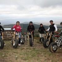 Monsterbike por Logroño