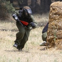 Solteras Paintball