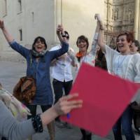 Gymkana urbana para despedida de soltera Logroño