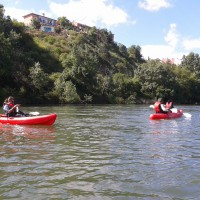 Excursiones en kayak
